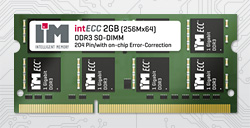 DDR3 intECC  SO-DIMM